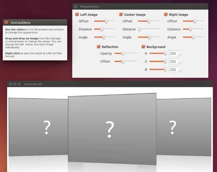 Creare Screenshot personalizzati con Screenie