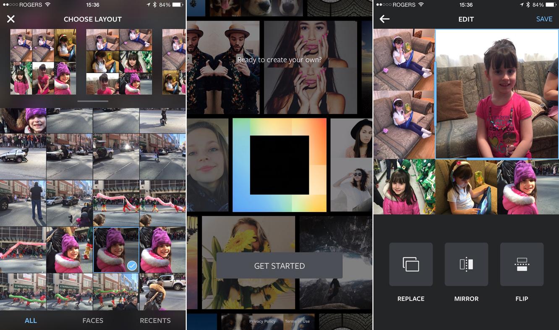 App per Creare Collage di Foto su Instagram