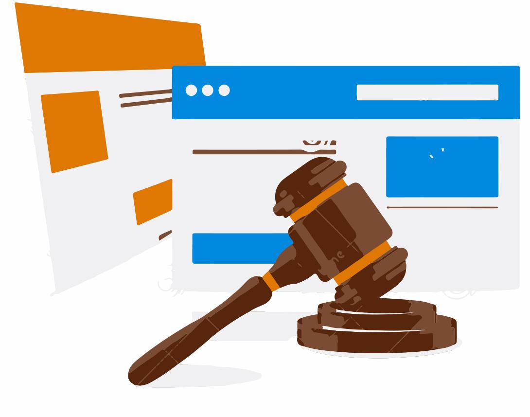 valore legale pagina web
