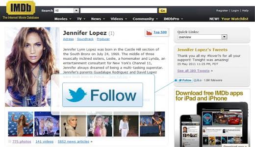 Come seguire personaggi famosi su Twitter