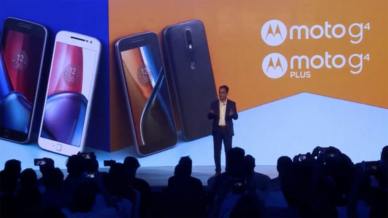 Moto G4 e G4 Plus: I Nuovi Smartphone by Motorola