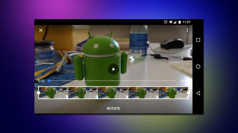 Come modificare video su Android (ruotare, aggiungere effetti, tagliare..)