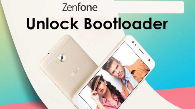 Come sbloccare Bootloader Asus Zenfone