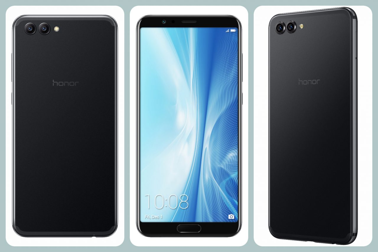Come fare hard reset Honor View 10
