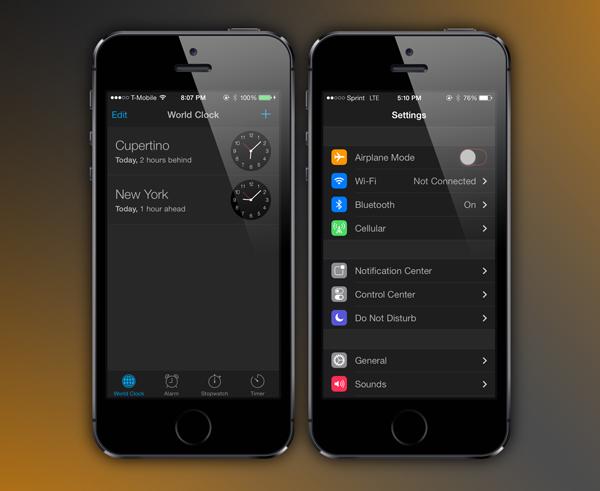 Come attivare la modalità dark mode su iPhone e iPad con iOS 12