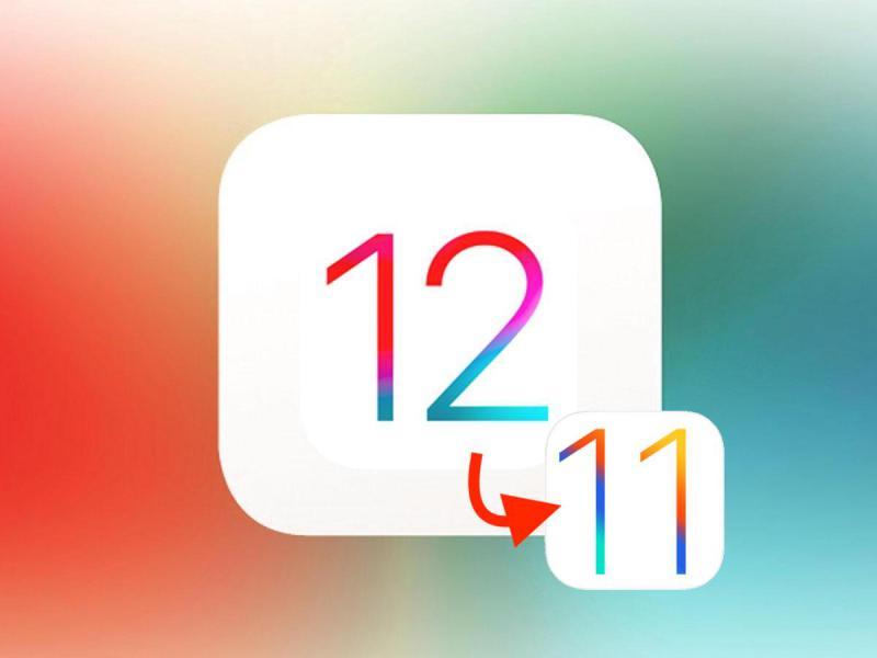 Come effettuare il downgrade ritornando a iOS 11