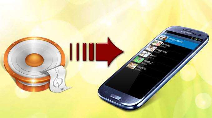 Come scaricare musica sul vostro dispositivo Samsung da un sito Web