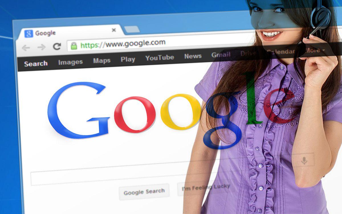 Come contattare Google telefonicamente