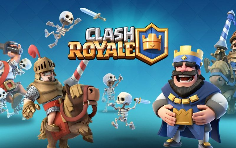 Come recuperare account Clash Royale su iOS