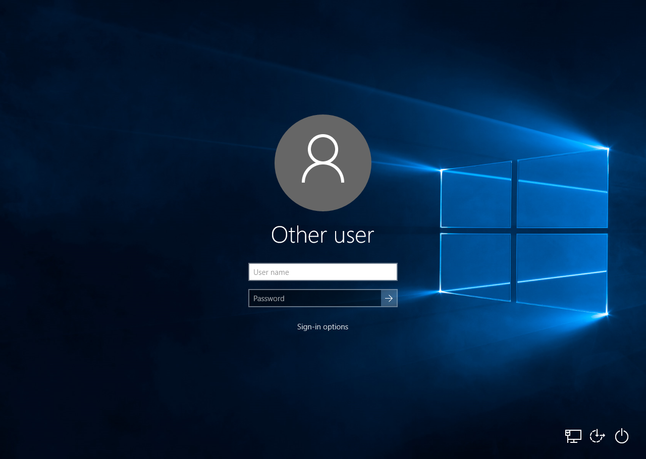 Creare un account utente su Windows 10