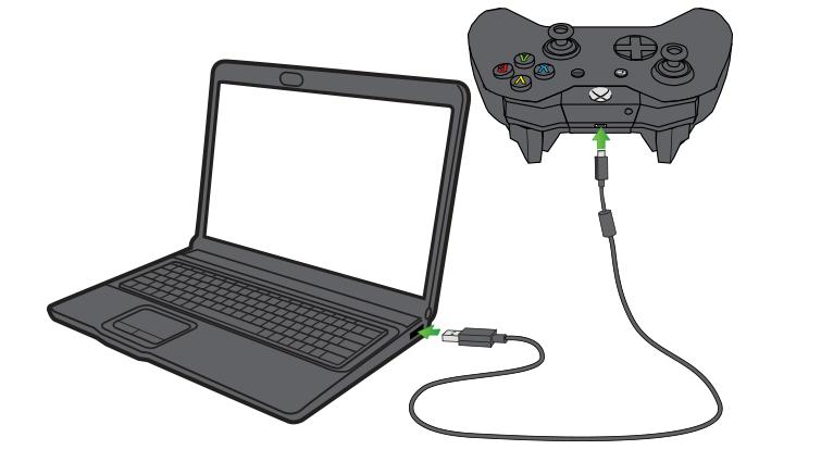 Come collegare il controller Xbox One a PC Windows