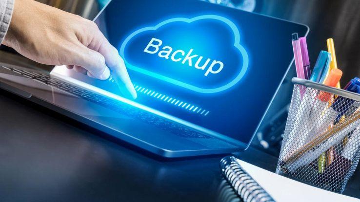 Come eseguire backup da Windows 10