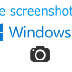 Come fare screenshot in Windows 10 tramite tasti