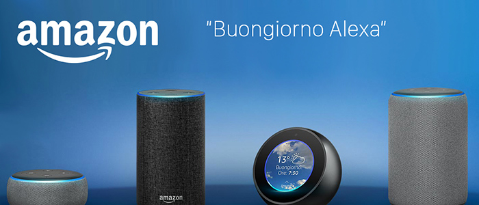 Come inviare un messaggio vocale con Amazon Echo