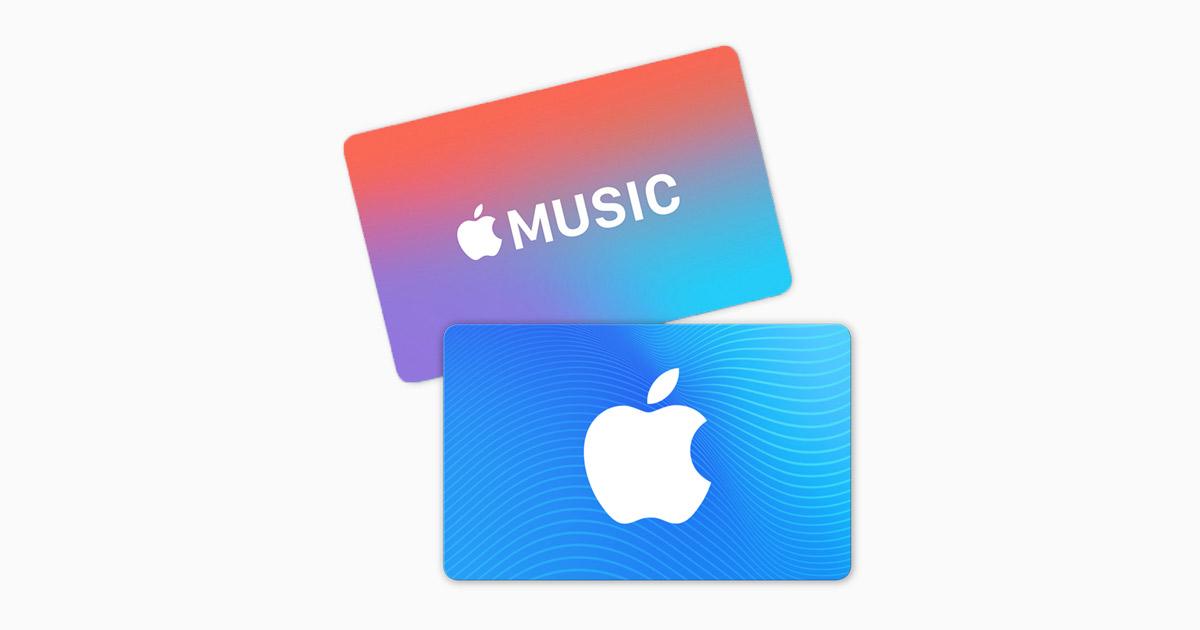 Come ricaricare account iTunes utilizzando una Gift Card