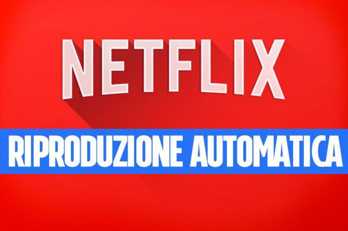 Come disattivare la riproduzione automatica dell'episodio successivo su Netflix