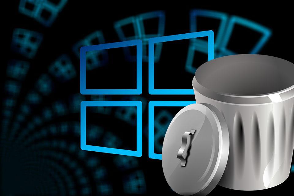Come ripristinare l'icona del cestino in Windows 10