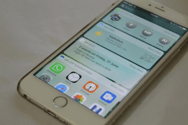 Come definire una località in meteo su iPhone