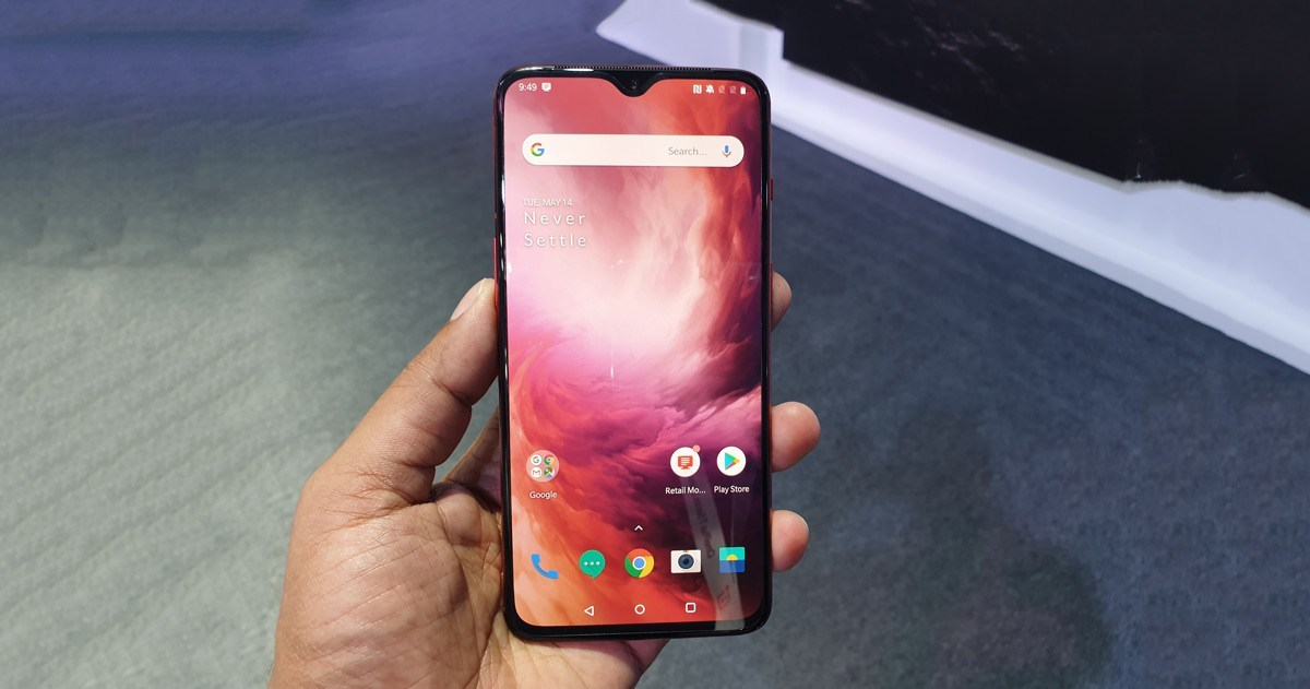 Come fare hard reset OnePlus 7 dalla recovery