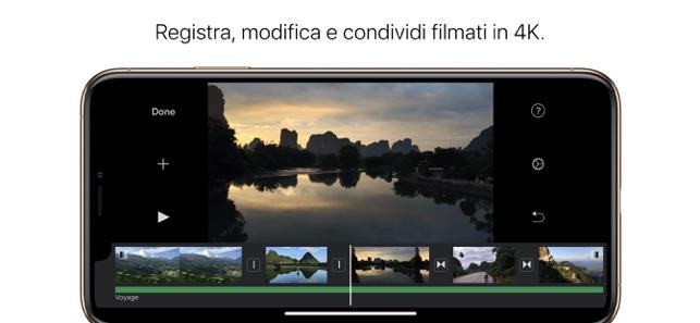 Come modificare video con iMovie su iPhone e iPad