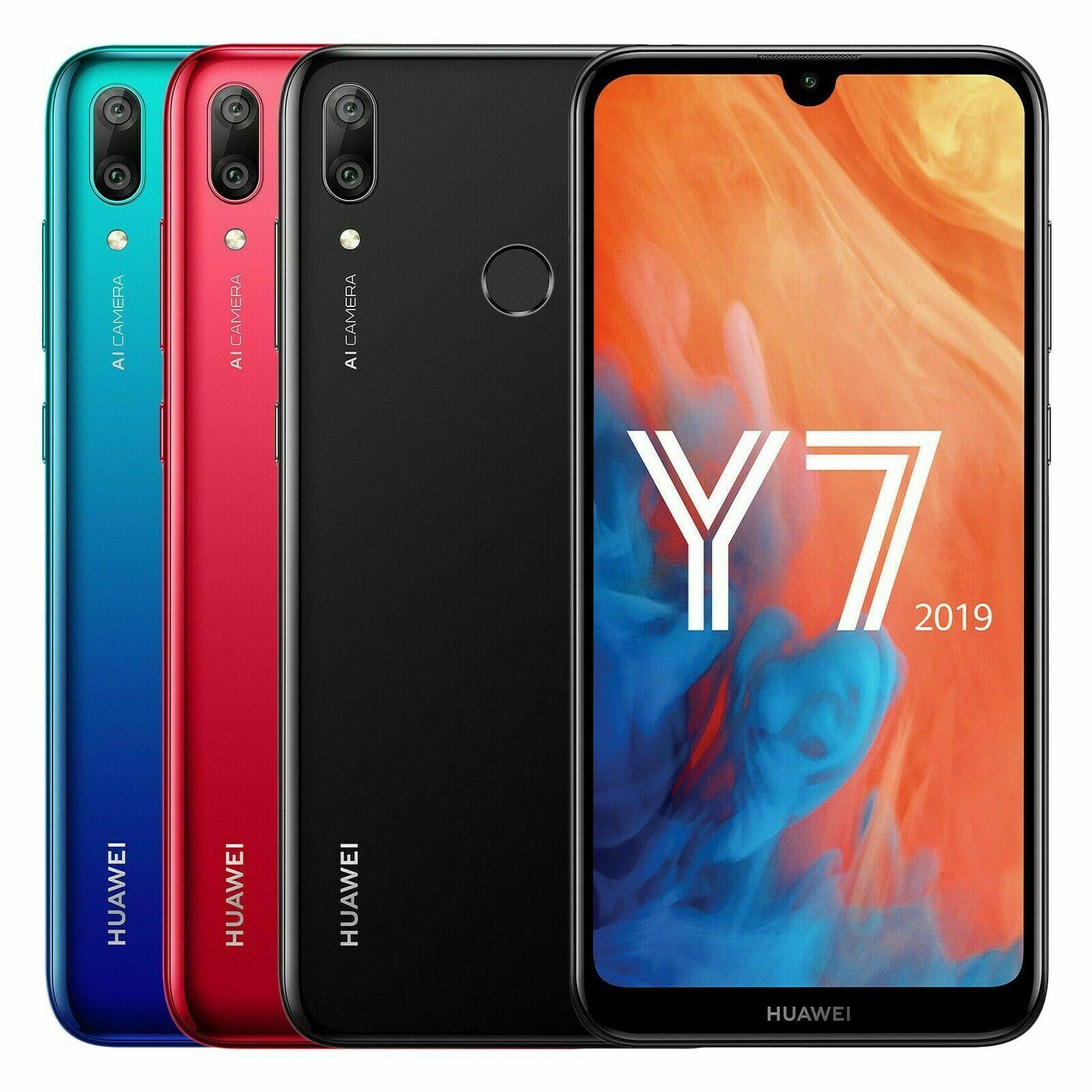 Come ripristinare Huawei Y7 2019