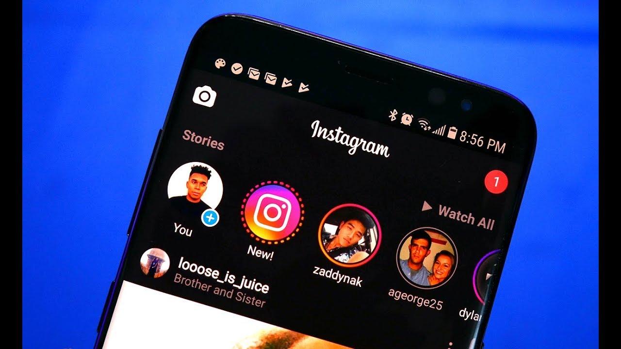 Come impostare Instagram in modalità Dark Mode su iPhone
