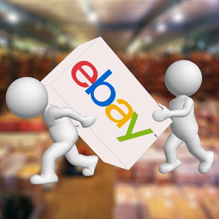 Come eliminare annuncio su eBay da app su smartphone e tablet
