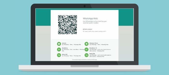 Come installare Whatsapp Web su Mac