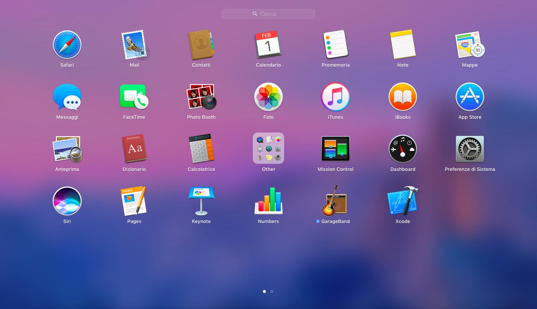 Come cambiare le dimensioni delle icone presenti nel Desktop su MacOS