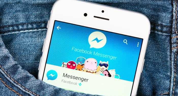 Come cambiare account Facebook Messenger su iPhone