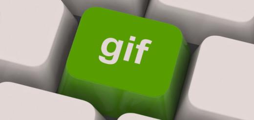 Come modificare le grandezza di una GIF