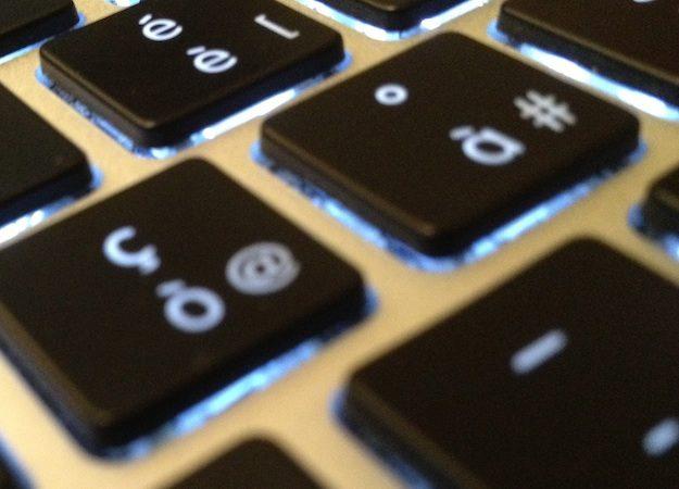 Come modificare lingua alla tastiera su macOS