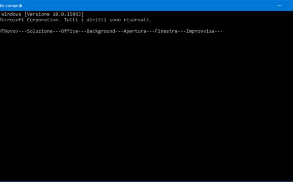 Come controllare la build di Windows 10 da Prompt dei comandi