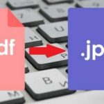 Come convertire PDF in JPEG su computer