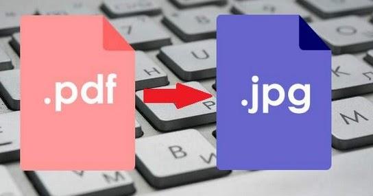 Come convertire PDF in JPEG su computer