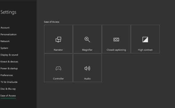 Come abilitare la lente d'ingrandimento su Xbox One