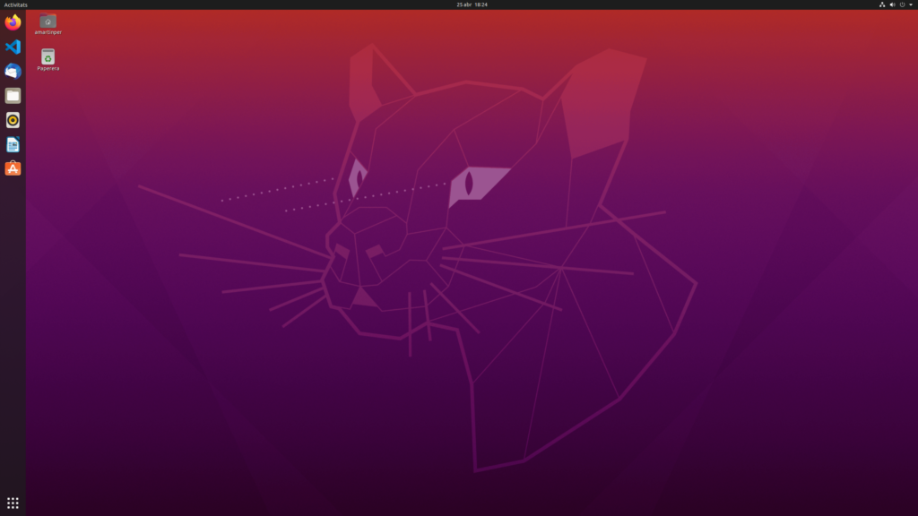 Come attivare la tastiera su display su Ubuntu