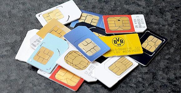 Come importare contatti da una scheda SIM su Android