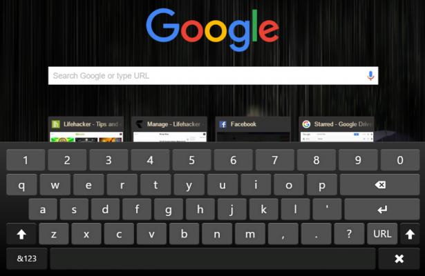 Come disabilitare gli eventi touch su Google Chrome