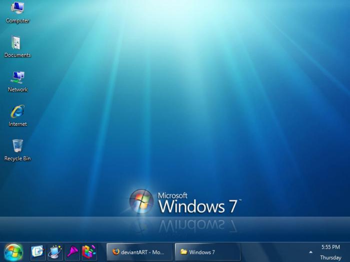Come modificare il colore della barra delle applicazioni in Windows 7