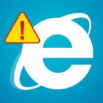 Come correggere l'errore Impossibile visualizzare la pagina Web su Internet Explorer