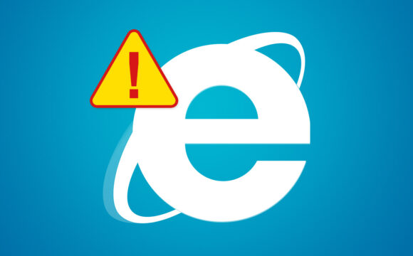 Come correggere l'errore Impossibile visualizzare la pagina Web su Internet Explorer