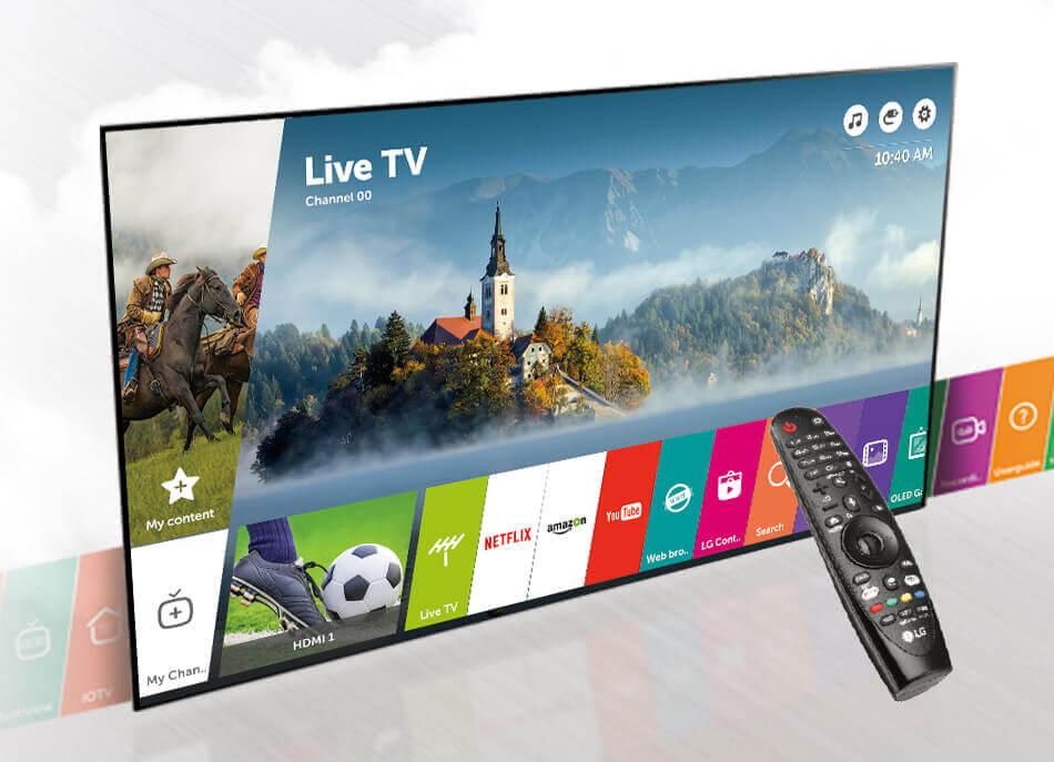 Come abilitare la modalità di protezione su LG Smart TV