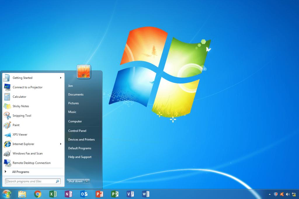 Come cancellare gli appunti in Windows 7