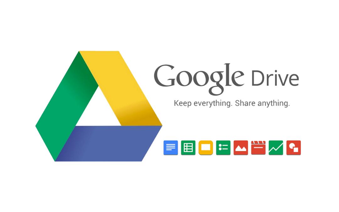 Come limitare caricamenti e download in Google Drive