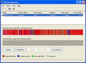 Deframmentazione Hard Disk avanzata