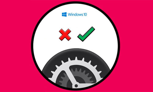 ▷ Ripristinare le impostazioni di Windows 10 che non funziona e non si apre