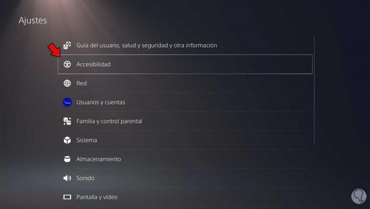 2 Come modificare e regolare il testo e le dimensioni del menu PS5.jpg