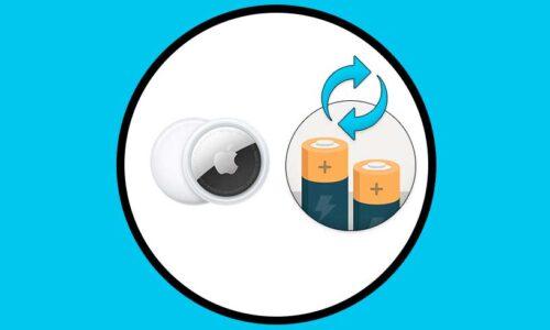 Come cambiare la batteria a AirTag