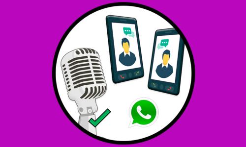 Come attivare il microfono nella videochiamata WhatsApp